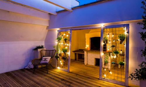 Sandhi House cozy