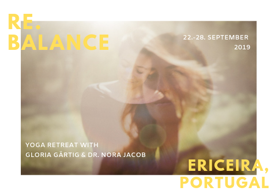 retreat Portugal 2019